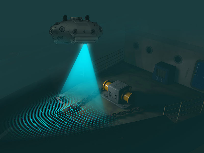 AUV Search and Recovery