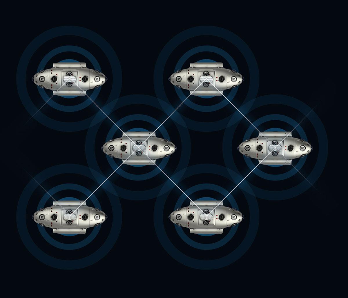 AUV Swarm